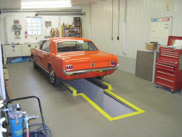 Our Auto Restoration Facilities