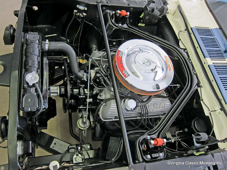 Img on 1965 Mustang Power Steering Diagram