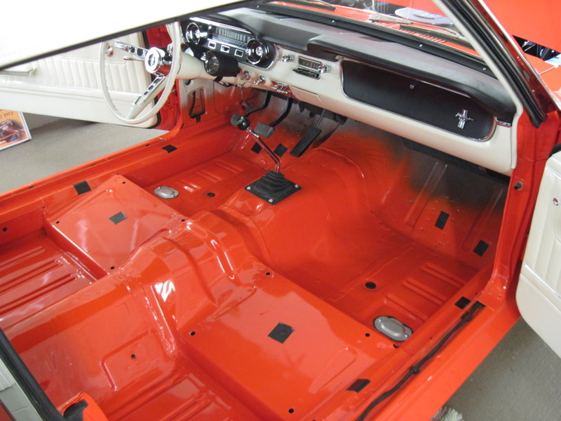 1965 Ford Mustang Convertible Hipo Restoration
