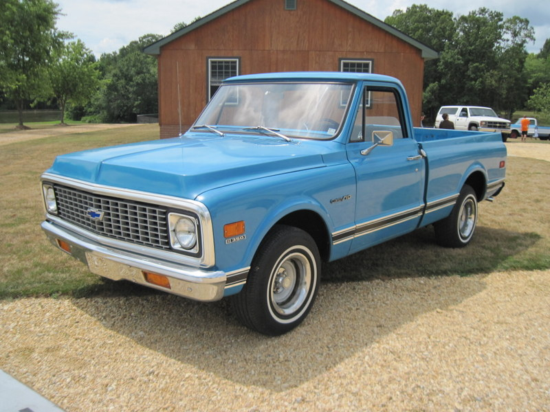 1972 C10on 1966 Chevy Pickup Truck