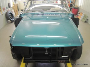 65 mustang assembly 012
