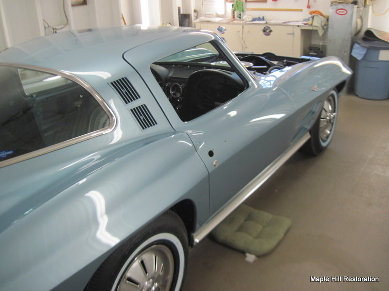 Classic Car Restoration Virginia