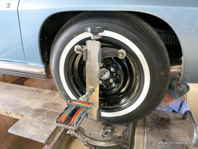 Maple Hill Audi >> Service manual [How To Do Wheel Alignment On A 1965 Pontiac Gto] - 1968 Car Care Guide