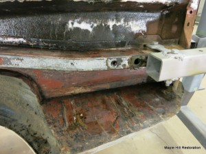 Undercoating removal