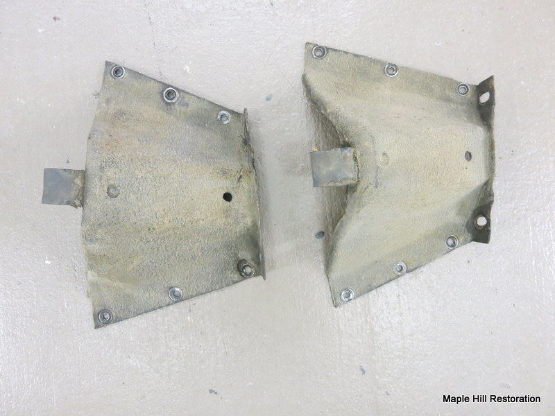 1966 shelby gt350 6s933 parts restoration maple hill 1998 Club Car Ignition Coil 6s933 undercoating and seam sealer 118