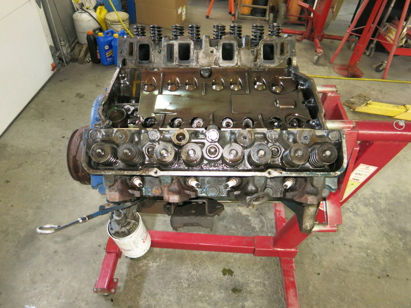 1967 Shelby Gt500 Engine And Transmission Removal Maple